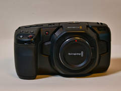 15873 Blackmagic Pocket Cinema Camera 4K