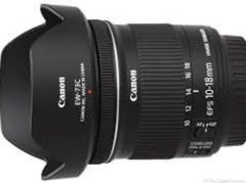 15933 Canon EFS-10-18mm E-Mount Objektiv