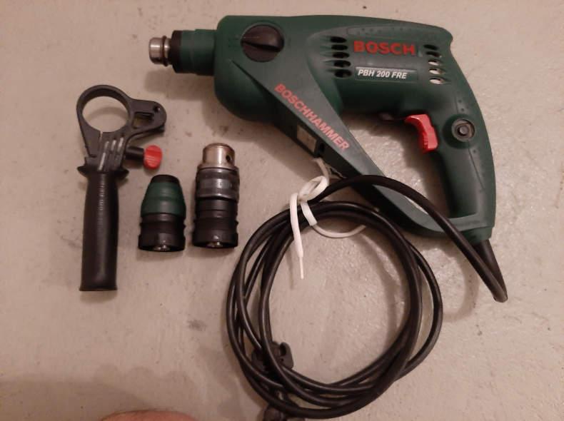 15940 Bosch Bohrhammer