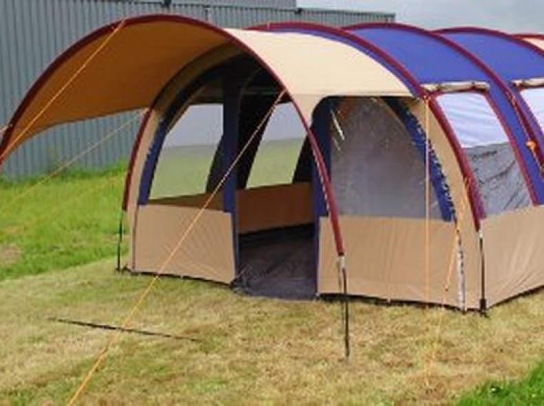15962 Zelt für 6  Personen