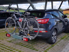 15963 Fahrradträger - Kupplungsträger