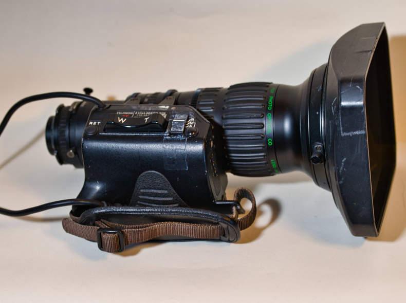 15978 Fujinon ENG/EFP SD Lens 10x4.8