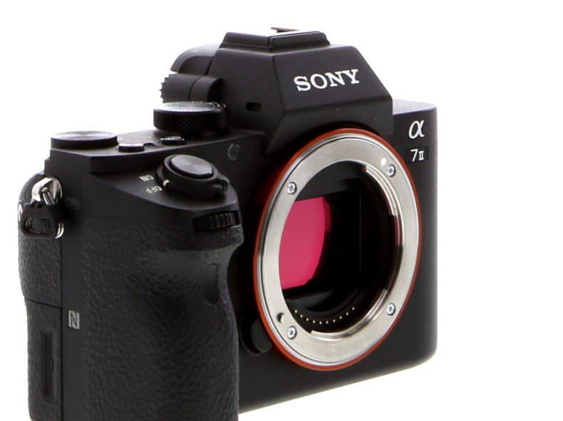 13061 Sony Alpha a7 II Body