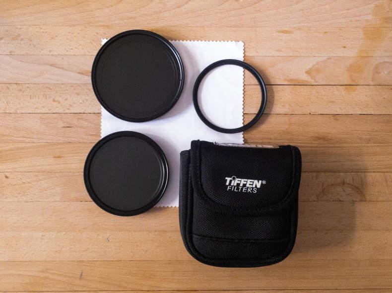 15993 Tiffen variable ND Filter set