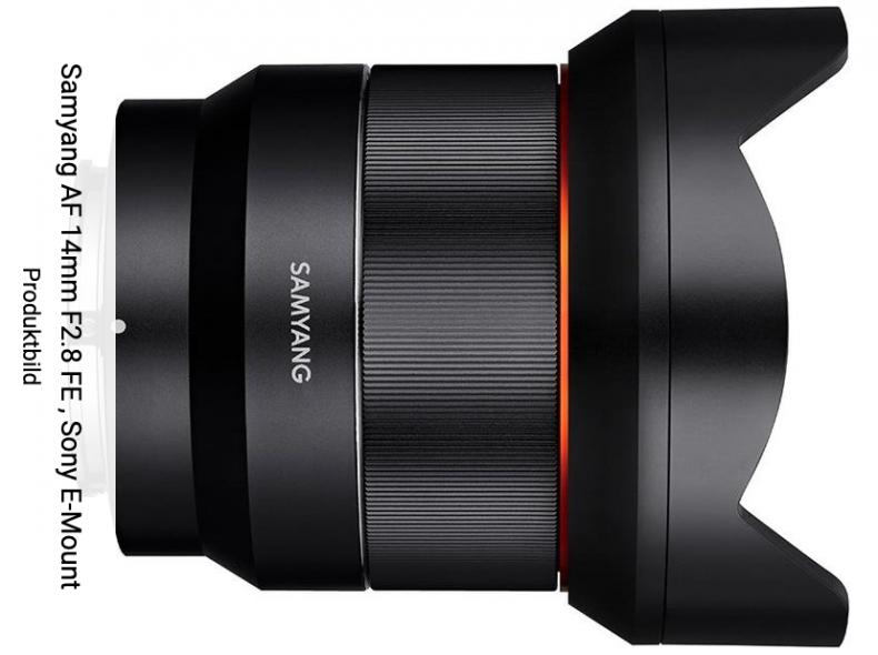 16021 Sony 14mm f2.8fe
