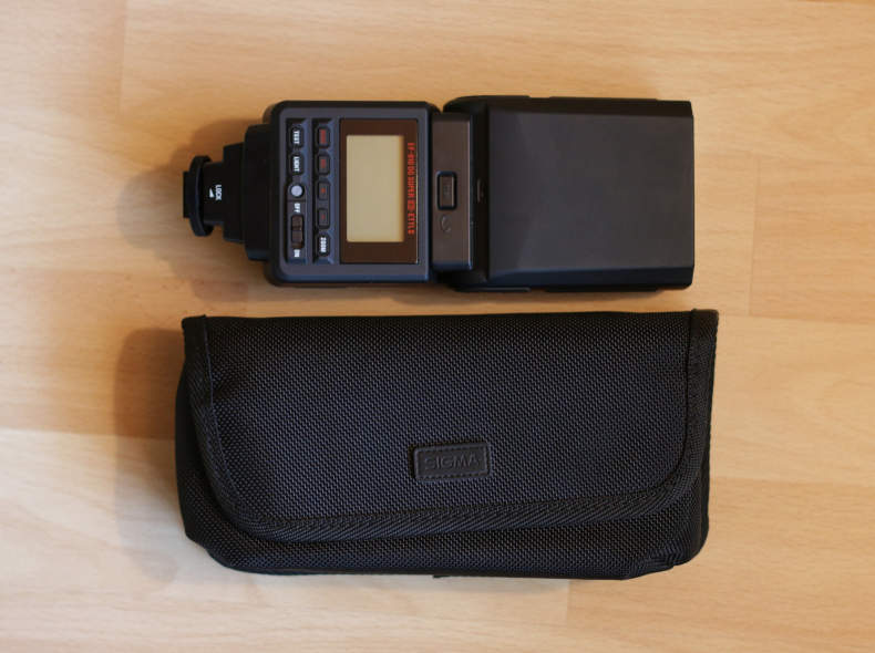 16039 Sigma Blitzgerät EF 610 (für Canon)