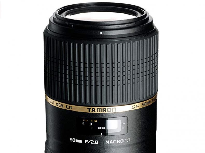 16074 Tamron SP 90mm Makro-Objektiv 1:1