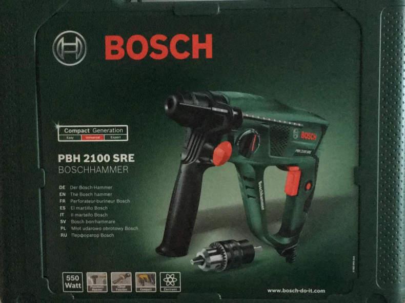 16109 Bosch Bohrhammer PBH 2100 SRE