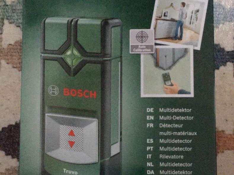 16128 Bosch Ortungsgerät Truvo