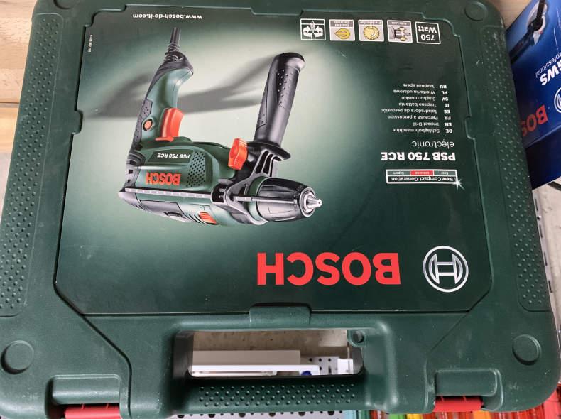 16164 Schlagbohrmaschine PSB 750 RCE