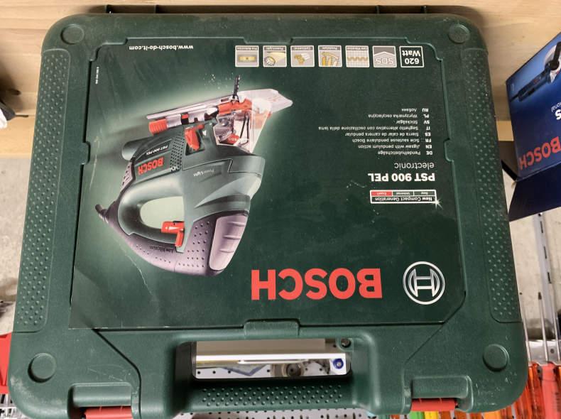 16165 Stichsäge Bosch PST 900 PEL