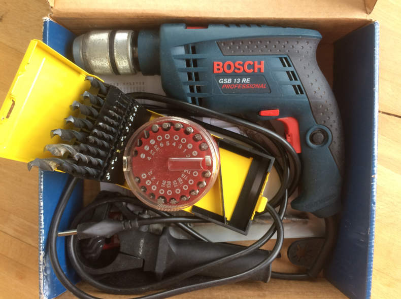 16188 Boschbohrmaschine