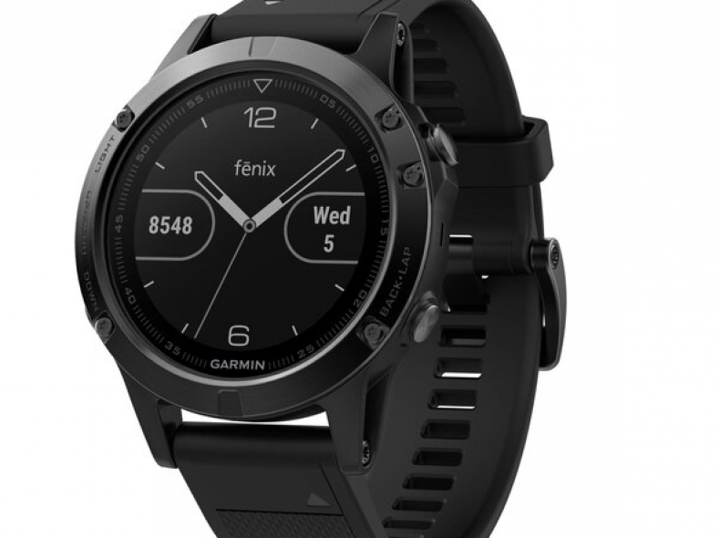 16238 Garmin Fenix 5 GPS Multisport Uhr