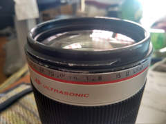 16346 Canon 70-200mm F2.8 USM II