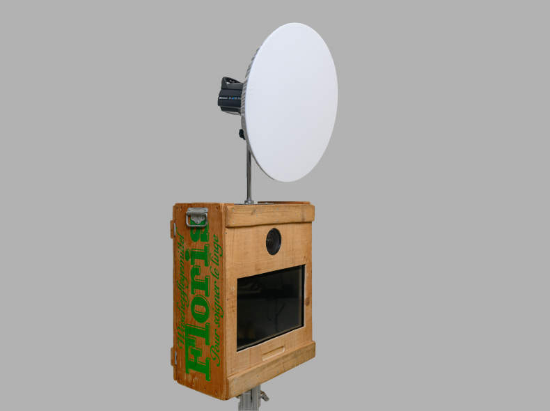 16424 Photobooth / Fotobox mit Drucker