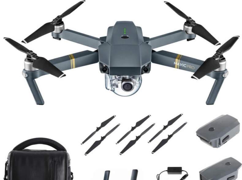 16492 Dji Mavic Pro Drohne