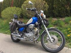 16496 Motorrad Yahama Virago XV 750
