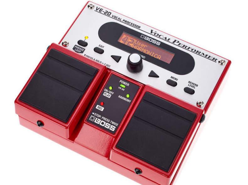 16563 Boss VE 20 Vocal Processor