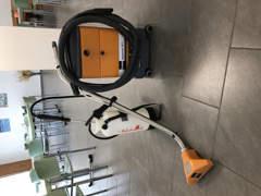16596 Teppichreinigungsmaschine