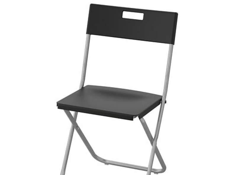 16622 4 Klappstühle (IKEA GRUNDE)