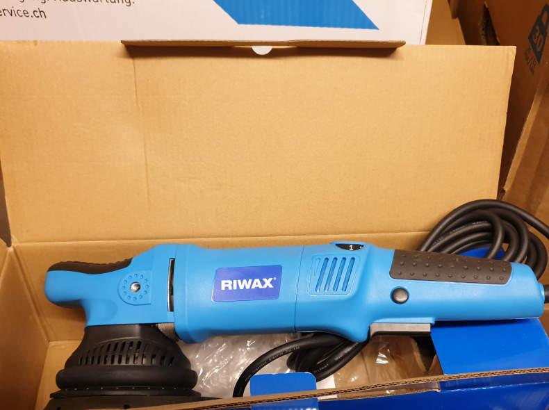 16628 Riwax Poliermaschine