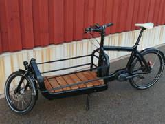 16671 E-Bike Cargo Lastenrad Bullitt