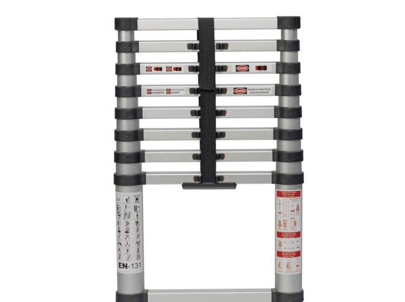 16680 Kompakte Teleskop-Leiter bis 340cm
