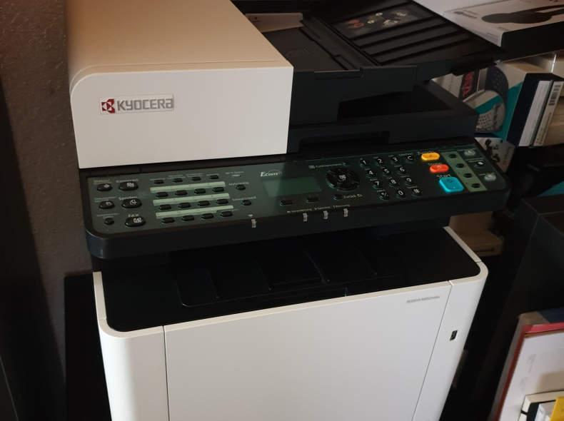 16749 Kyocera Multifunktionsdrucker