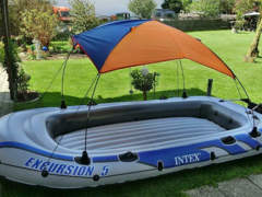 16750 Intex Excursion 5 Schlauchboot