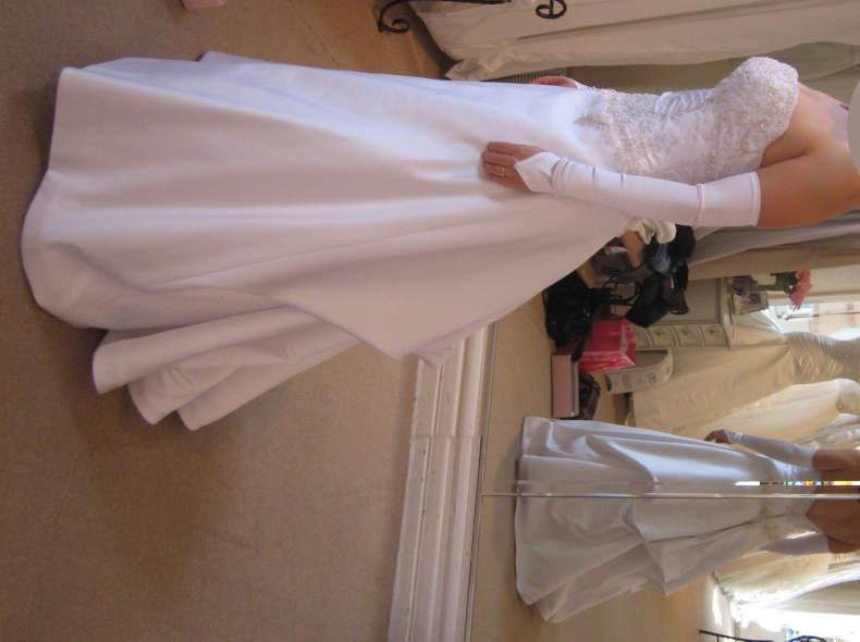 16776 Brautkleid, Hochzeitskleid