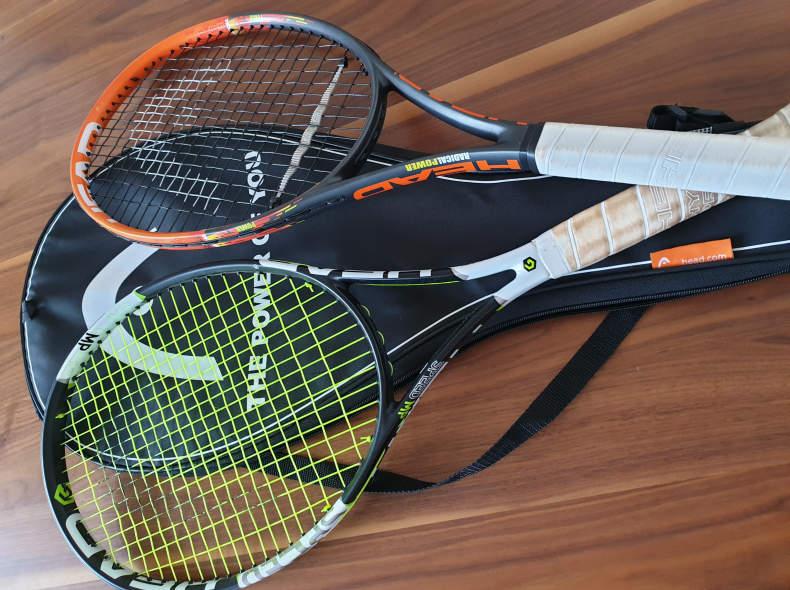 16846 Damen- und Herren-Tennisracket