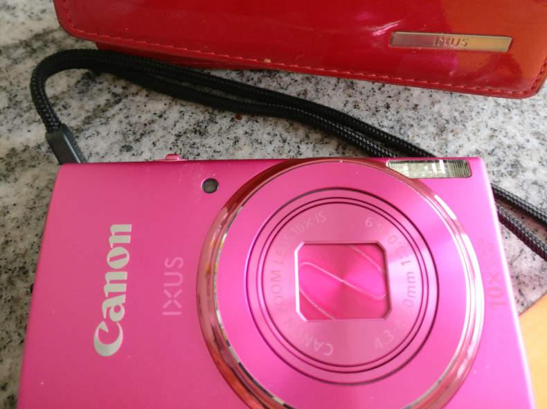 16913 Kompaktkamera ixus Canon
