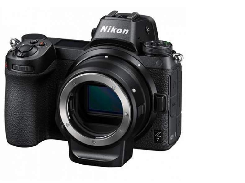 16927 Nikon Z7 (inkl. F-Mount Adapter)