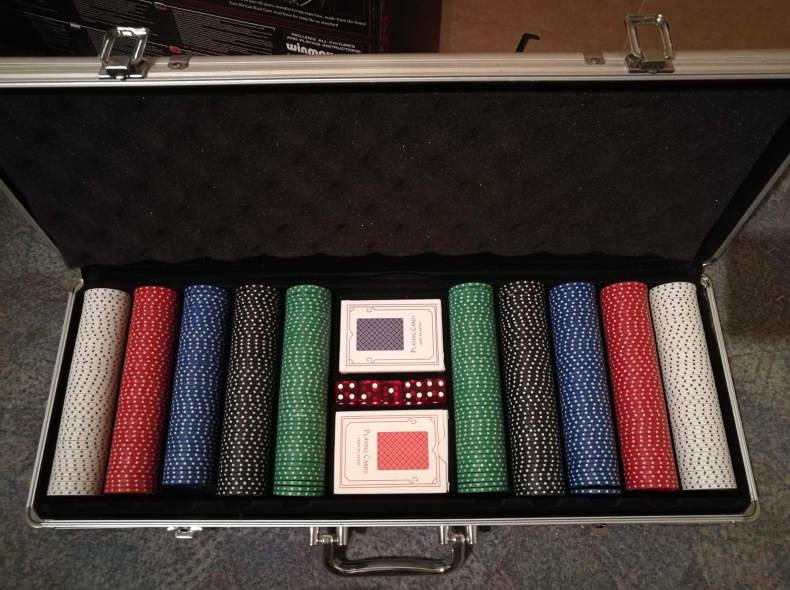 16968 Pokerset