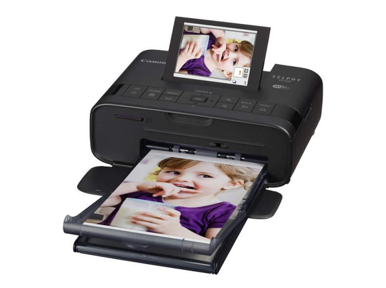 17005 Canon Selphy CP1300 - Fotodrucker