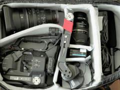 17044 Sony PXW FS7 Set inkl. Linsen