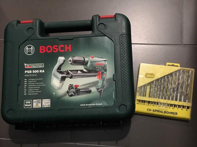 17077 Bosch Schlagbohrer
