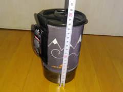 17105 JetBoil Gaskocher inkl. Falt-Tasse