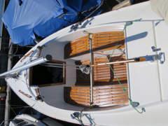 17250 Segelboot (H-Boot) inkl. Kapitän
