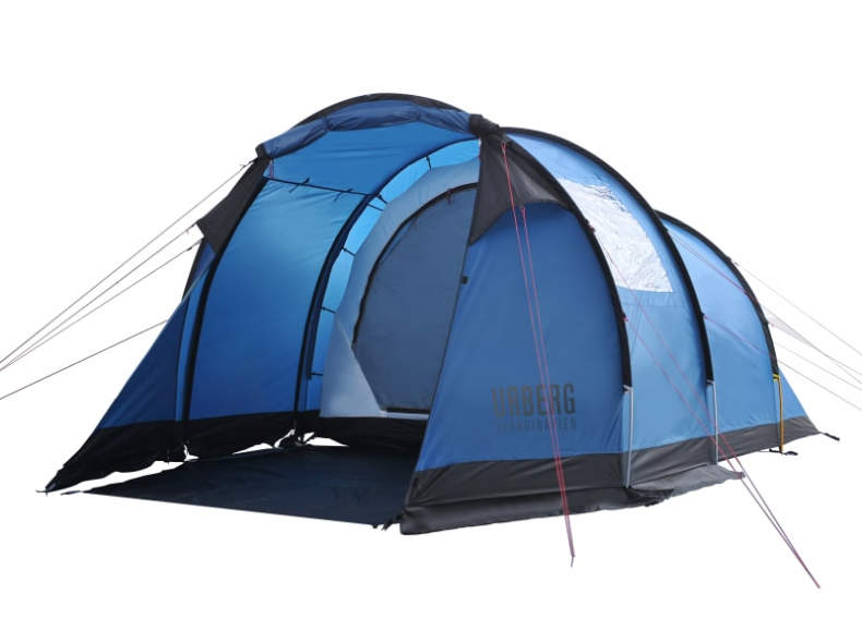 17300 4-Personen Zelt (1.9m hoch, 7.6kg)