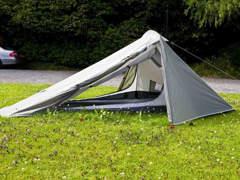 17326 Kleines, leichtes Zelt 1-2 Personen