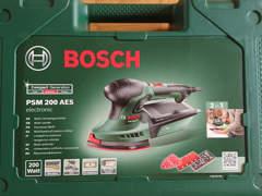 17337 Bosch Schwingschleifer 2in1