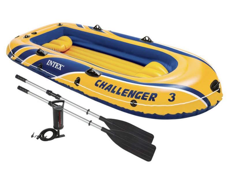 17383 Schlauchboot für 3 Personen/320 kg