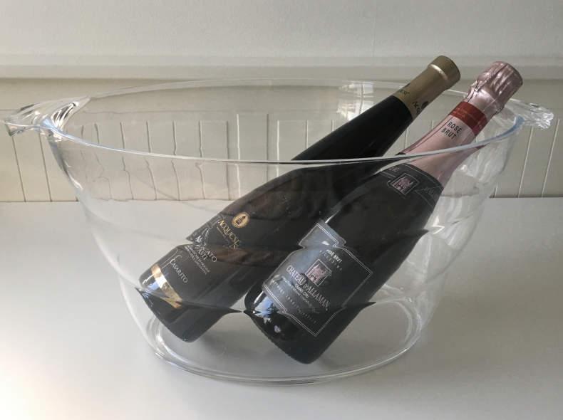 17491 Flaschen-Getränk Eimer/Wanne/Kühler