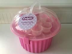 17492 Cupcake Caddy Aufbewahrungsbehälter