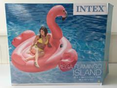 17493 Flamingo Island Luftmatratze