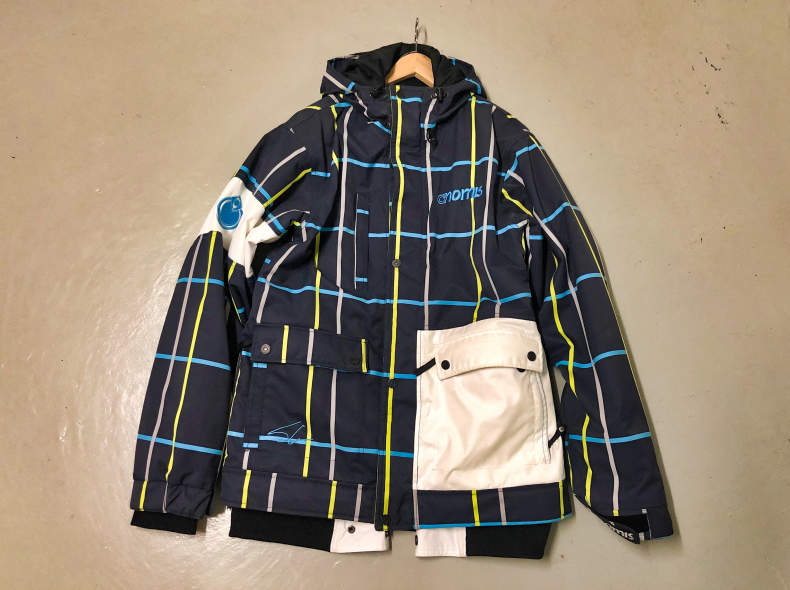 17538 Nomis Ski / Snowboard Jacke