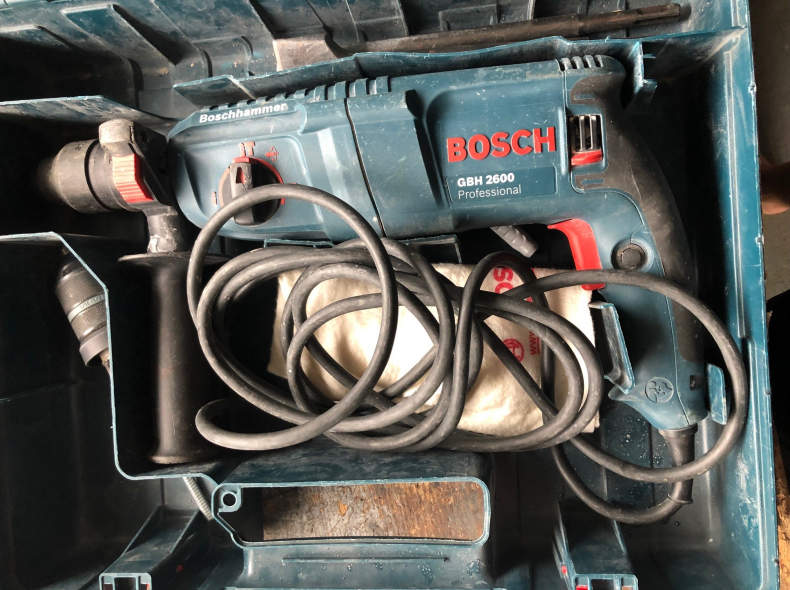 17549 Bosch Professional Bohrhammer
