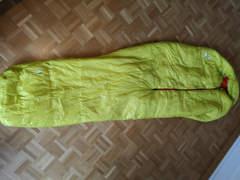 17566 Schlafsack 0 Grad Komfortbereich