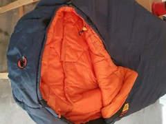 17573 Schlafsack Mammut Komfort 4 Grad